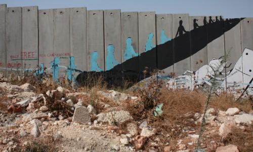 Aida Camp 2 Bethlehem 2010